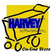 HarveyShop - Harvey Software's On-Line Store